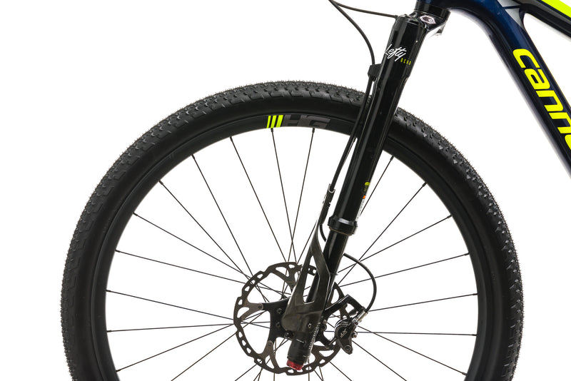 Cannondale Scalpel Si Carbon 2 Mountain Bike - 2019, Medium front wheel