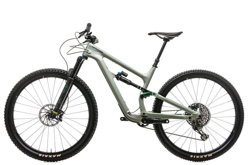 Cannondale Habit Carbon 2 Mountain Bike - 2019, Medium non-drive side