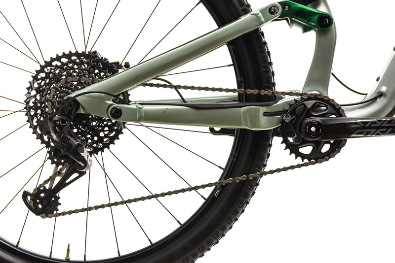 Cannondale Habit Carbon 2 Mountain Bike - 2019, Medium drivetrain