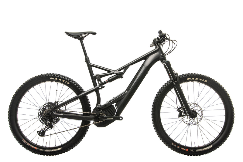 Cannondale Moterra NEO 2 Mountain Electric Bike - 2019, X-Large drive side
