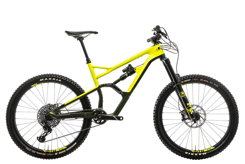 Cannondale Jekyll 2 Mountain Bike - 2018, Large drive side