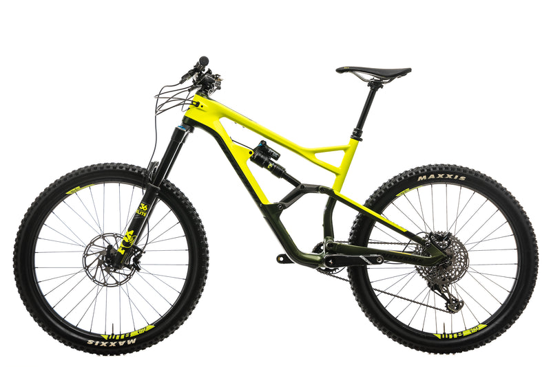 Cannondale Jekyll 2 Mountain Bike - 2018, Large non-drive side