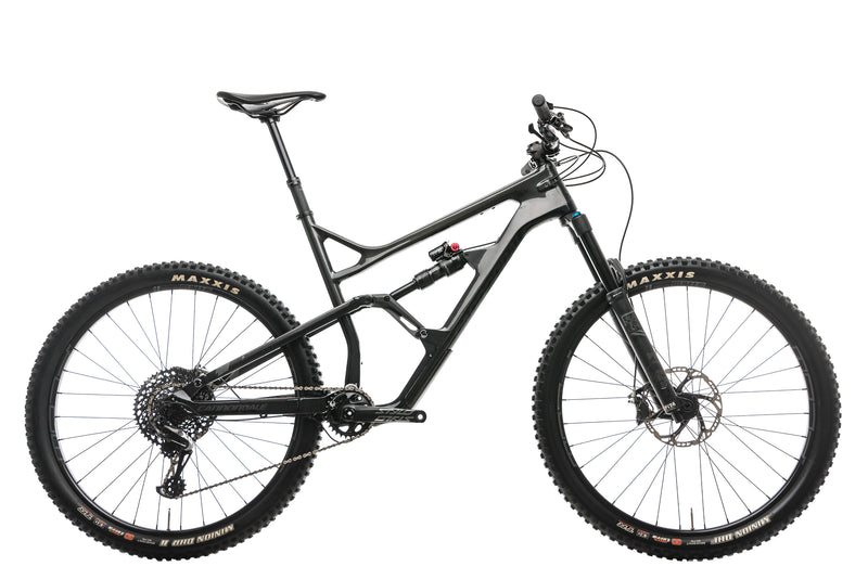 Cannondale Jekyll 2 Mountain Bike - 2019, X-Large drive side