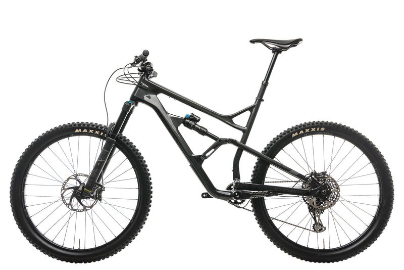 Cannondale Jekyll 2 Mountain Bike - 2019, X-Large non-drive side
