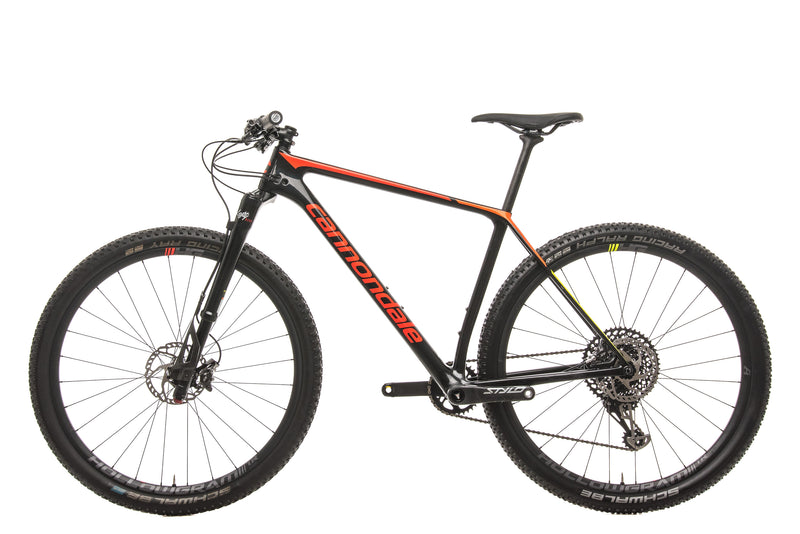 Cannondale F-Si Carbon 2 Mountain Bike - 2019, Large non-drive side