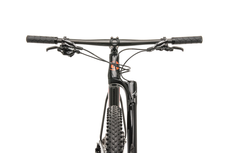 Cannondale F-Si Carbon 2 Mountain Bike - 2019, Large cockpit