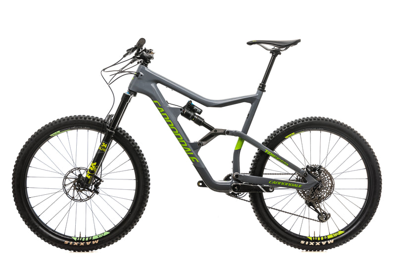 Cannondale Trigger 2 Mountain Bike - 2018, X-Large non-drive side