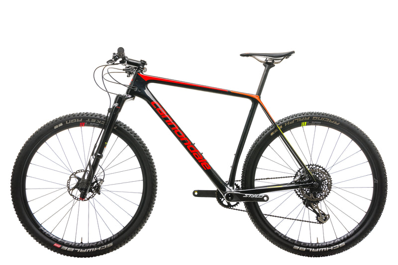 Cannondale F-Si Carbon 2 Mountain Bike - 2019, X-Large non-drive side