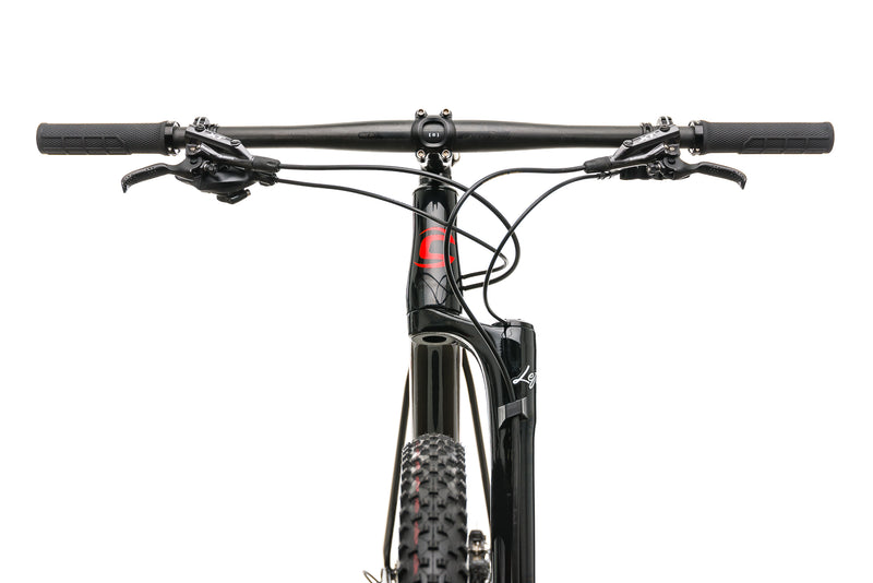 Cannondale F-Si Carbon 2 Mountain Bike - 2019, X-Large cockpit