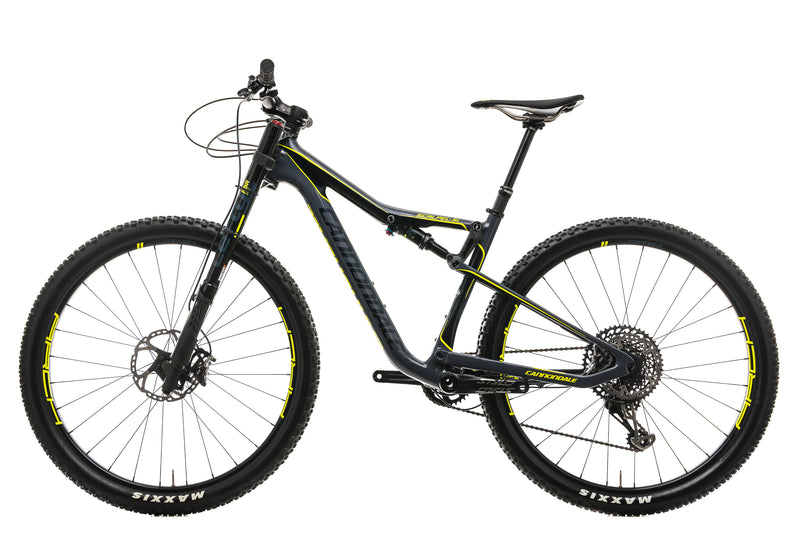Cannondale Scalpel-Si Carbon 1 Mountain Bike - 2018, Medium non-drive side