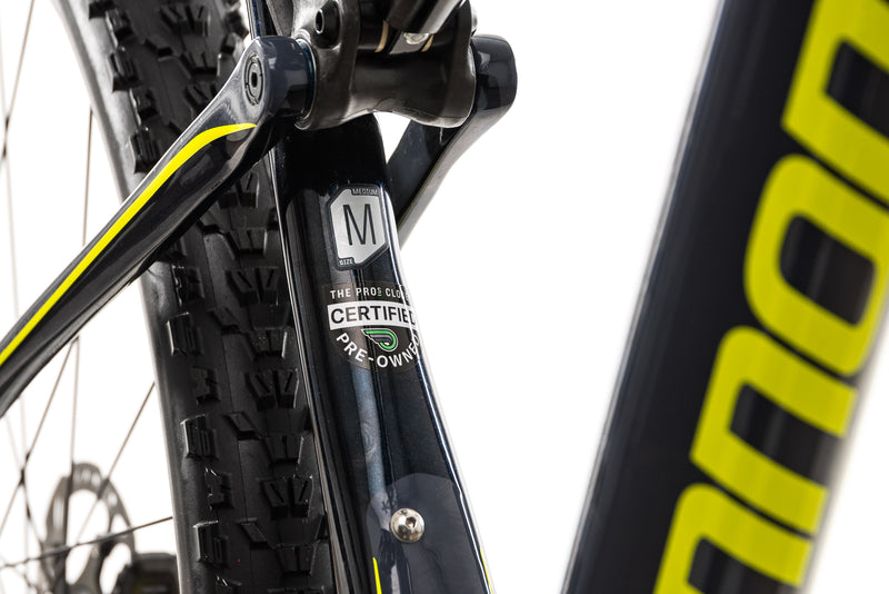 Cannondale Scalpel-Si Carbon 1 Mountain Bike - 2018, Medium sticker
