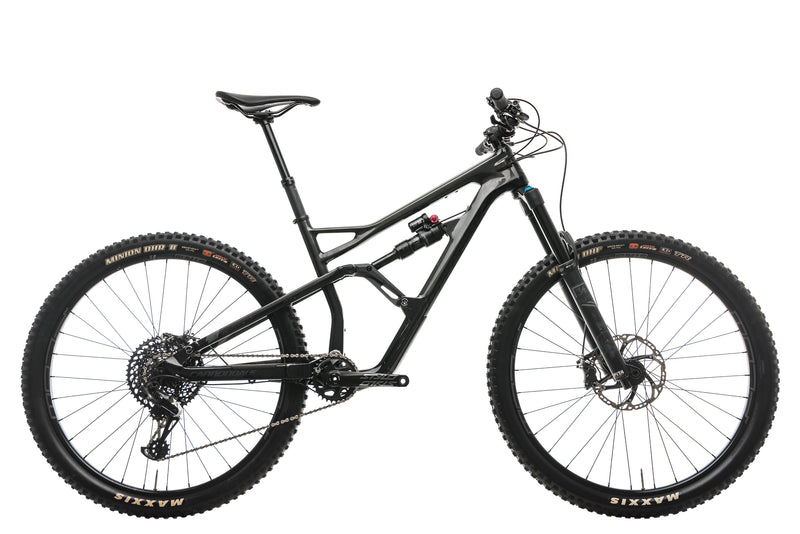 Cannondale Jekyll 29 2 Mountain Bike - 2019, Medium drive side