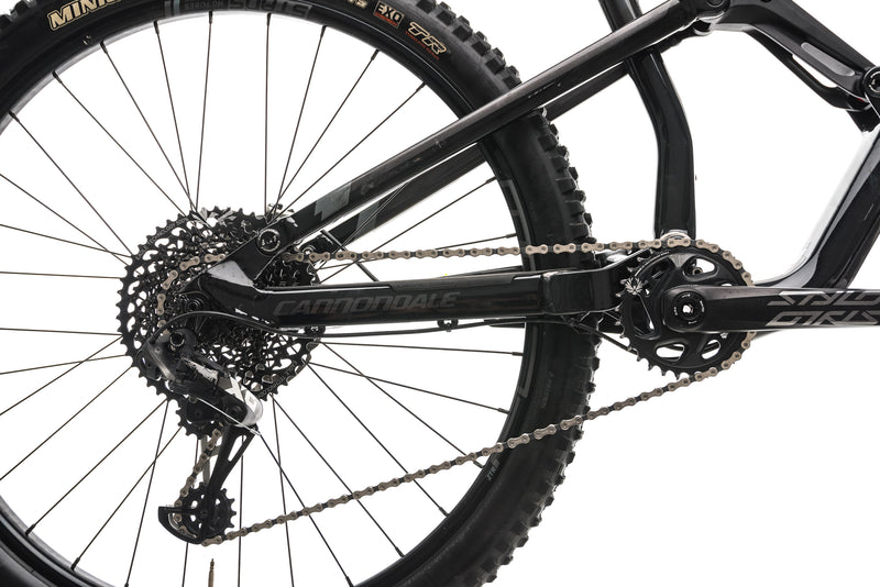Cannondale Jekyll 29 2 Mountain Bike - 2019, Medium drivetrain