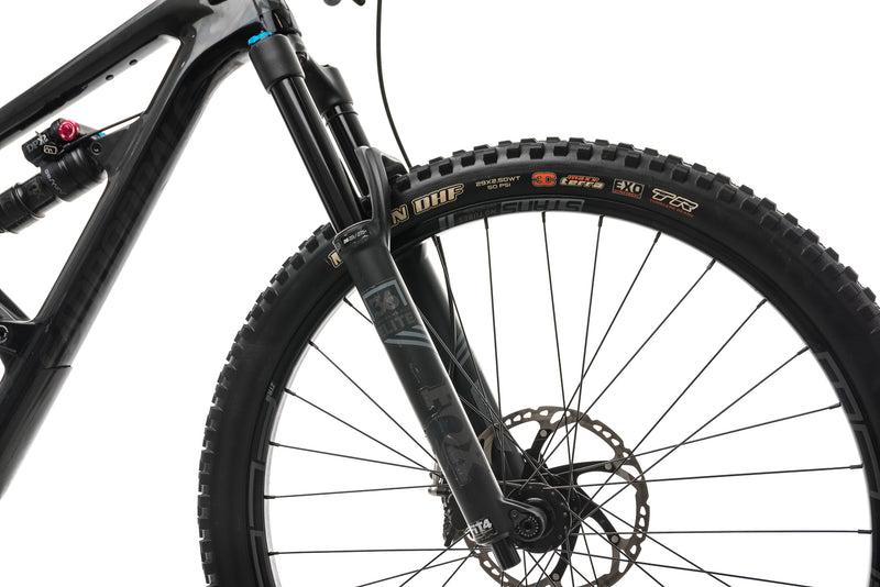 Cannondale Jekyll 29 2 Mountain Bike - 2019, Medium cockpit