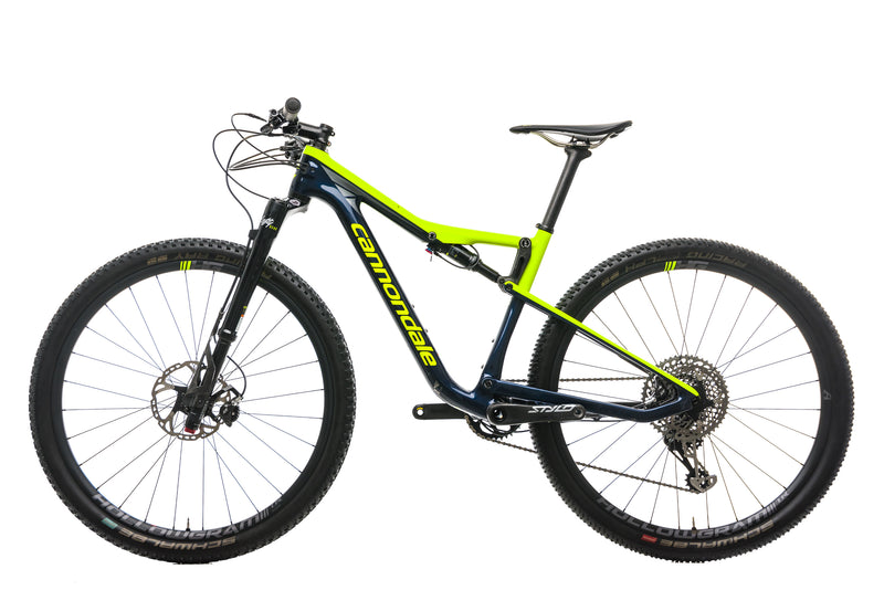 Cannondale Scalpel-Si Carbon 2 Mountain Bike - 2019, Medium non-drive side