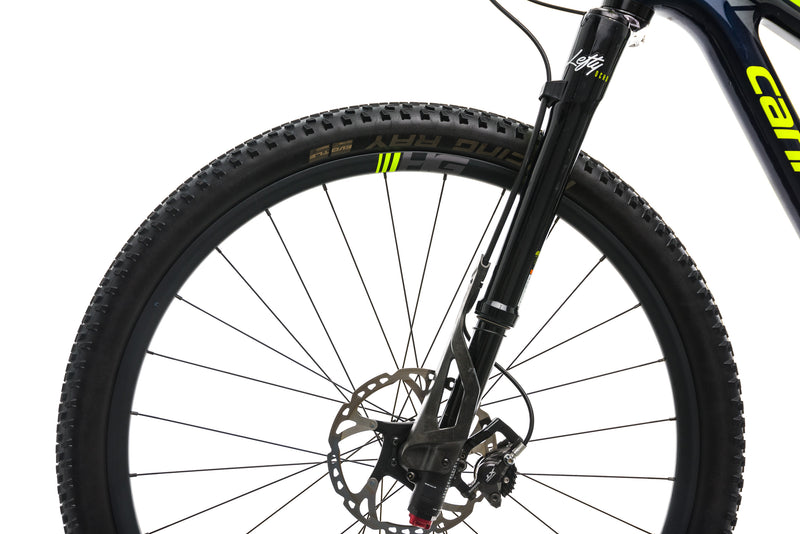 Cannondale Scalpel-Si Carbon 2 Mountain Bike - 2019, Medium cockpit