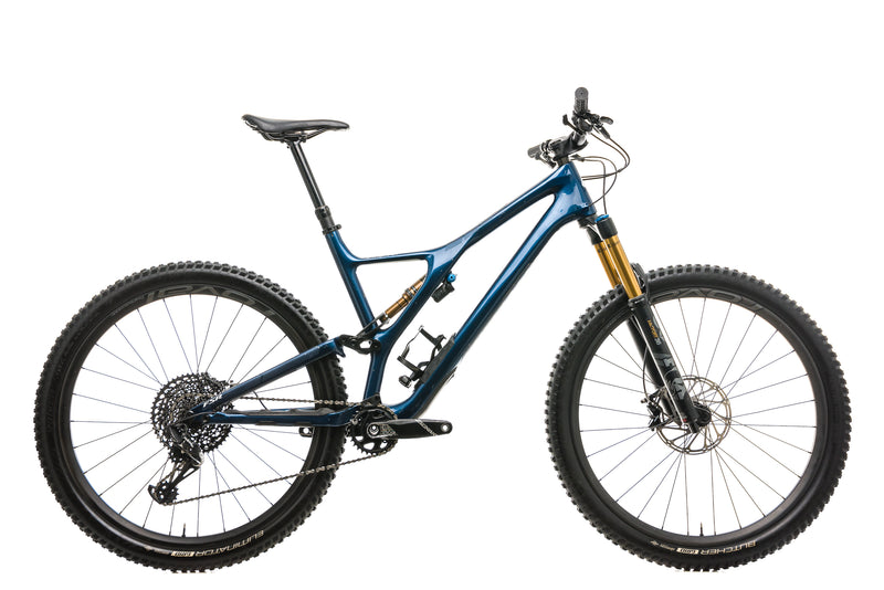 Specialized Stumpjumper Pro Mens Mountain Bike - 2019, X-Large drive side