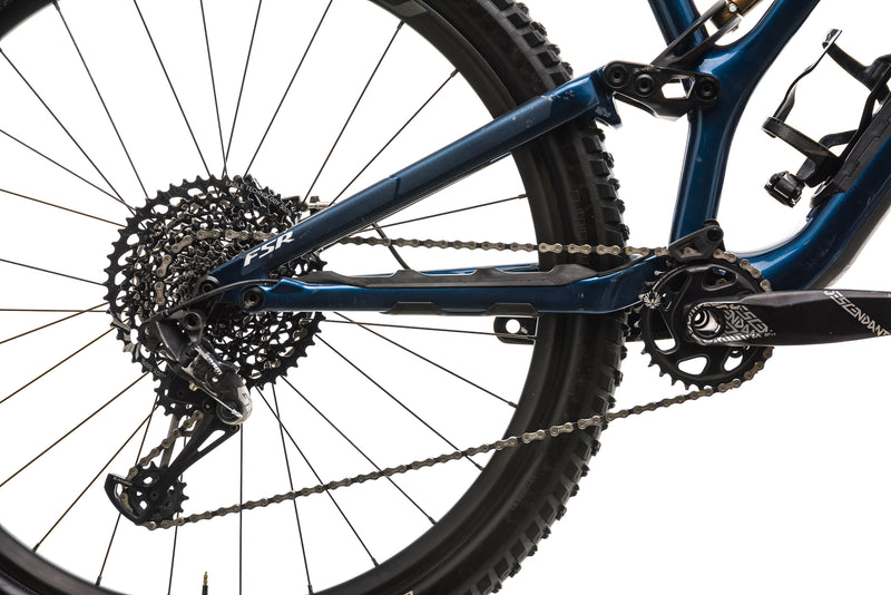 Specialized Stumpjumper Pro Mens Mountain Bike - 2019, X-Large drivetrain