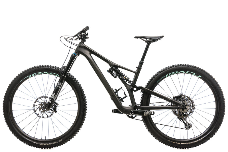 Specialized Stumpjumper EVO Pro Carbon 29 Mountain Bike - 2019, S2 non-drive side