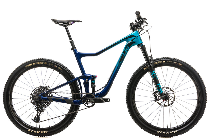 Liv Pique Advanced Womens Mountain Bike - 2019, Large drive side