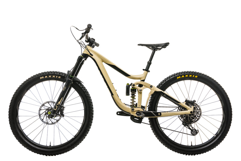 Giant Reign SX 1 Mountain Bike - 2019, Small non-drive side