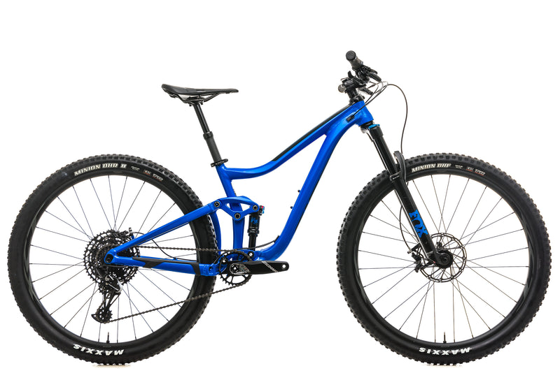 Giant Trance 29 2 Mountain Bike - 2019, Small drive side