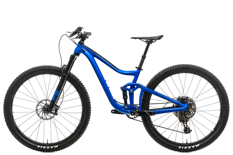 Giant Trance 29 2 Mountain Bike - 2019, Small non-drive side