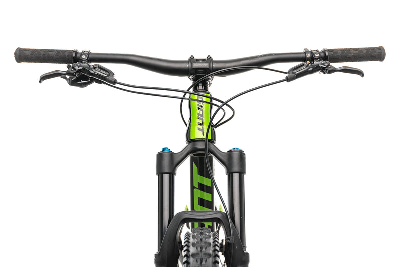 Giant Trance Advanced 1 Mountain Bike - 2019, Small crank
