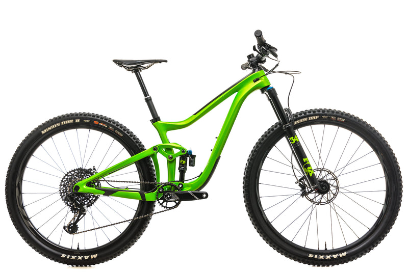 Giant Trance Advanced Pro 29 1 Mountain Bike - 2019, Small drive side