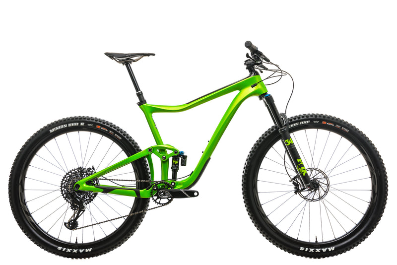 Giant Trance Advanced Pro 29 1 Mountain Bike - 2019, X-Large drive side