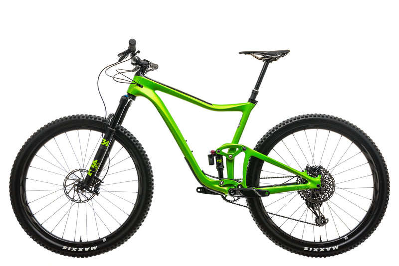 Giant Trance Advanced Pro 29 1 Mountain Bike - 2019, X-Large non-drive side