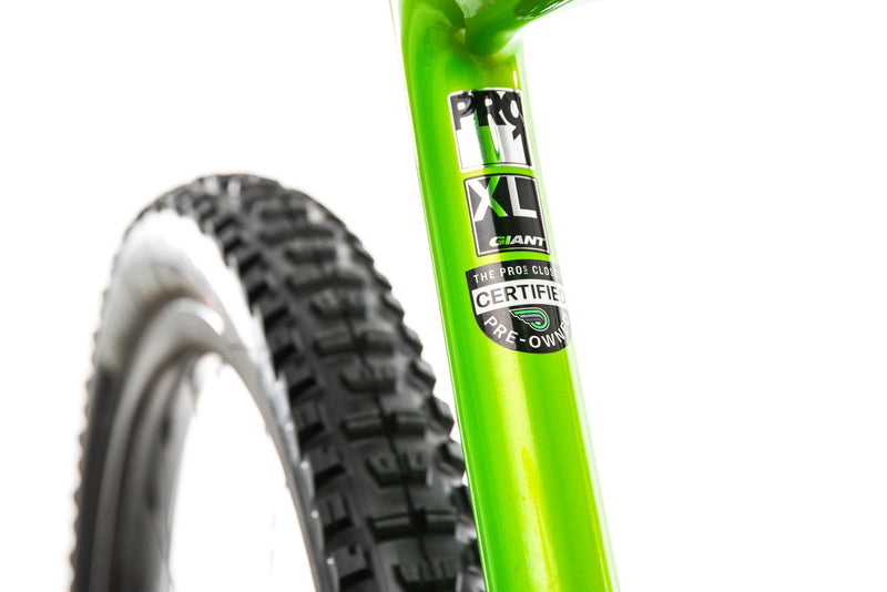 Giant Trance Advanced Pro 29 1 Mountain Bike - 2019, X-Large sticker