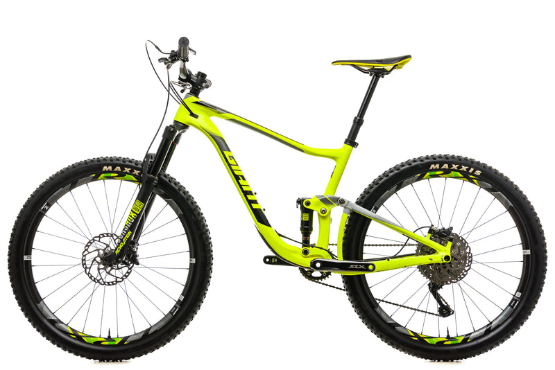 Giant Anthem Advanced 2 Mountain Bike - 2018,  Medium non-drive side