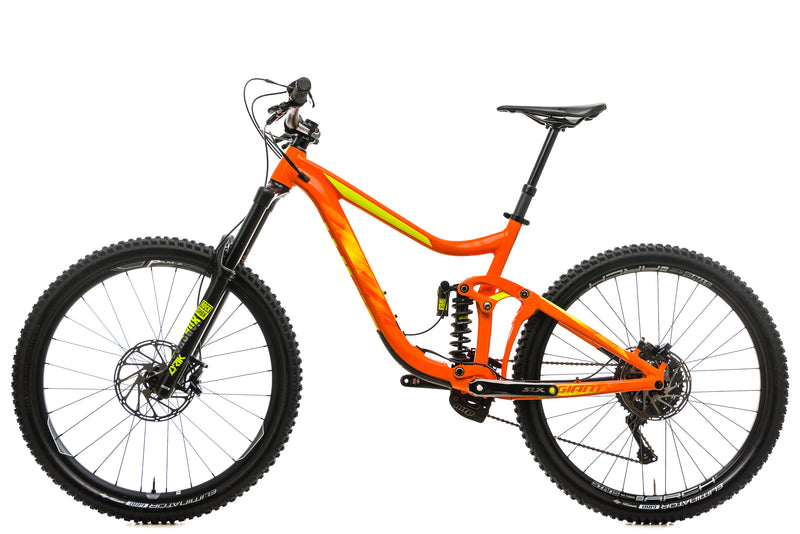 Giant Reign SX Mountain Bike - 2018, Medium non-drive side