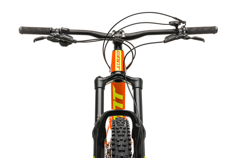 Giant Reign SX Mountain Bike - 2018, Medium detail 1