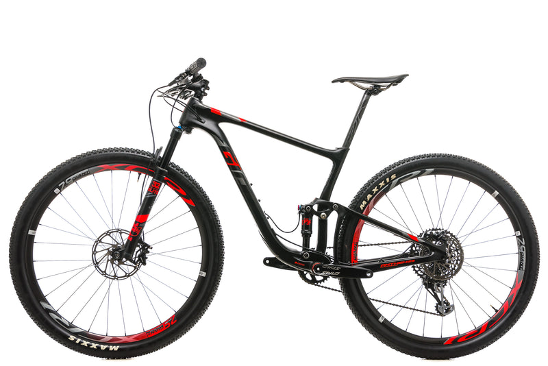 Giant Anthem Advanced Pro 29 1 Mountain Bike - 2018, Medium non-drive side