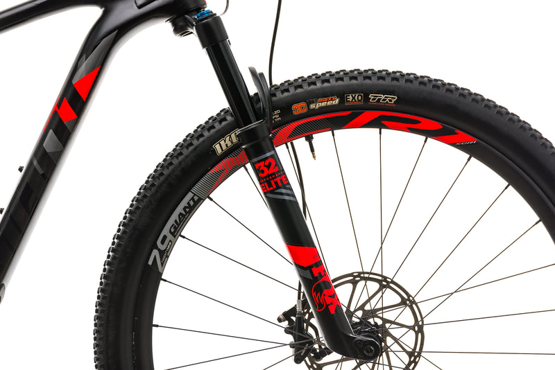 Giant Anthem Advanced Pro 29 1 Mountain Bike - 2018, Medium cockpit
