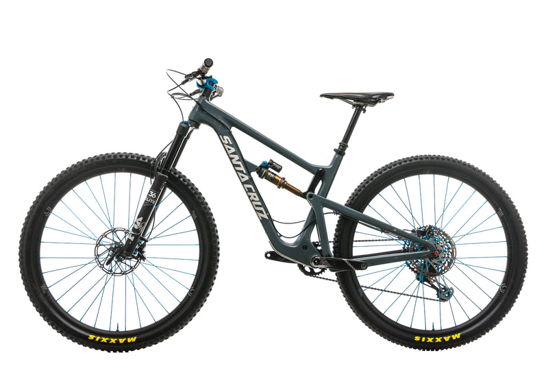 Santa Cruz Hightower LT Mountain Bike - 2018, Medium non-drive side