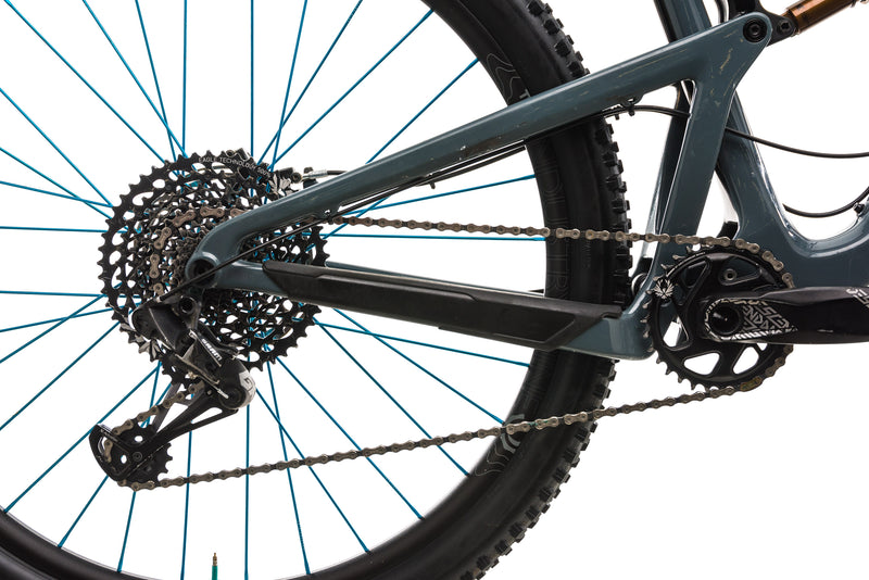 Santa Cruz Hightower LT Mountain Bike - 2018, Medium drivetrain