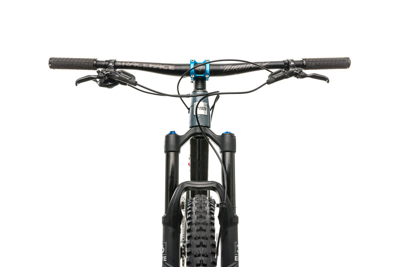 Santa Cruz Hightower LT Mountain Bike - 2018, Medium crank