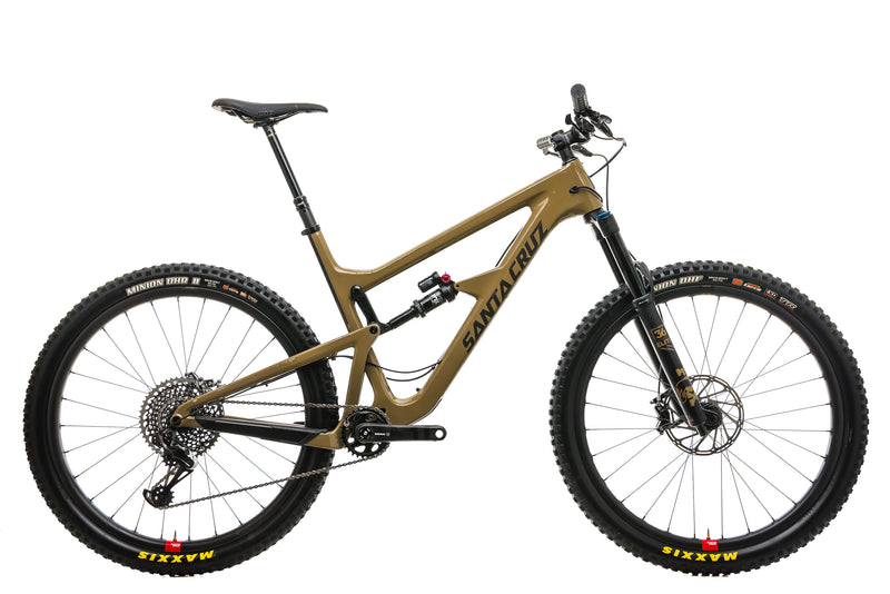 Santa Cruz Hightower LT CC Mountain Bike - 2019, XX-Large drive side