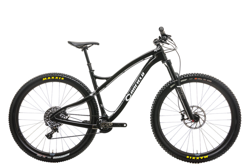 Canfield Brothers EPO Mountain Bike - 2016, Large drive side