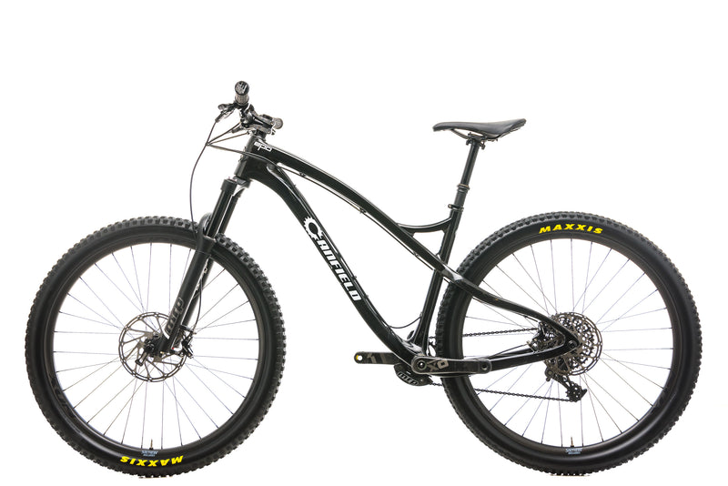Canfield Brothers EPO Mountain Bike - 2016, Large non-drive side