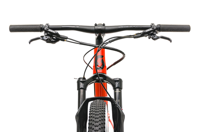 Scott Spark RC 900 Team Mountain Bike - 2019, X-Large crank