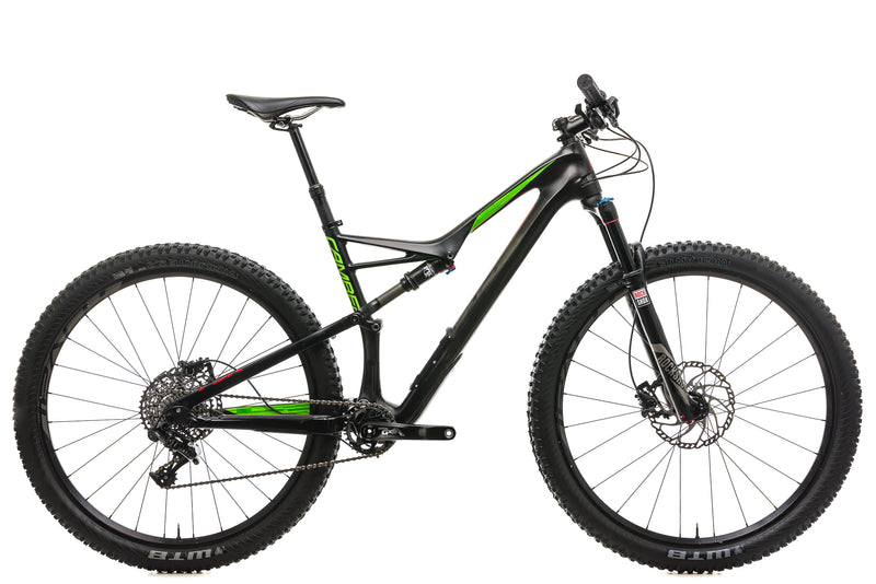 Specialized Camber Comp Mountain Bike - 2016, Large drive side