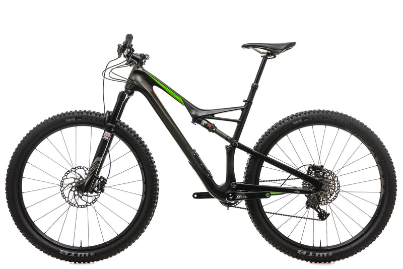 Specialized Camber Comp Mountain Bike - 2016, Large non-drive side