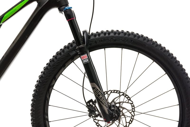 Specialized Camber Comp Mountain Bike - 2016, Large cockpit