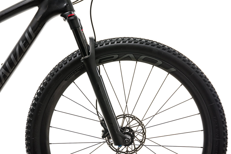 Specialized Epic Expert Mens Mountain Bike - 2019, Medium cockpit