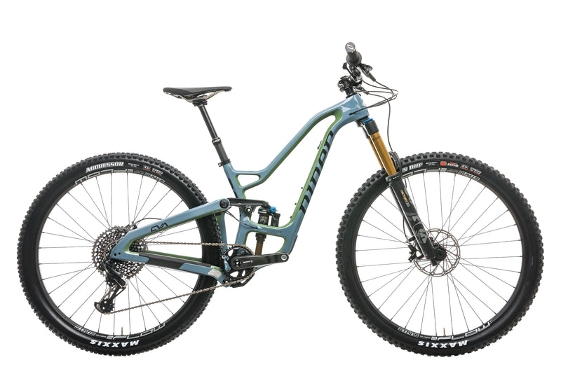 Niner RIP 9 RDO 4-Star Mountain Bike - 2019, Small drive side