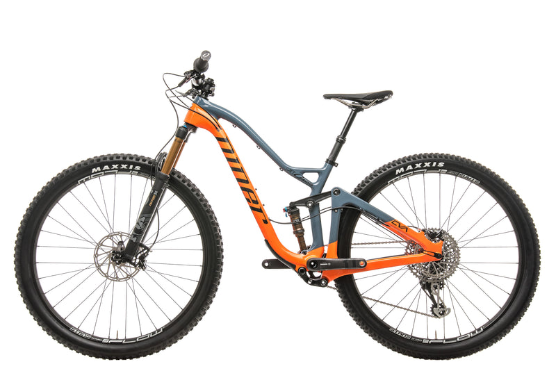 Niner Jet 9 RDO 4-Star Mountain Bike - 2019, Small non-drive side